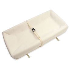 Naturepedic Organic Cotton 4-Sided Contoured Changing Pad