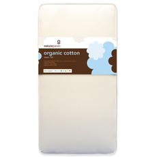 Naturepedic Organic Cotton Classic 150 Crib Mattress