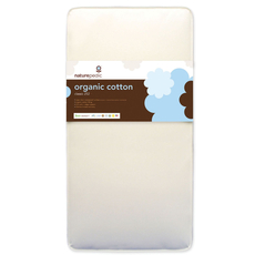 Naturepedic Organic Cotton Classic 252 Crib Mattress