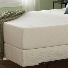 "Queen Nature's Sleep 12"" Visco Mattress Only"