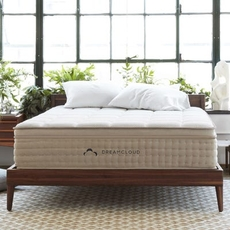 Queen Dreamcloud Luxury Firm 15 Inch Bed in a Box Mattress Only OVMB042101 - Overstock Model ''As-Is''