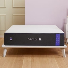 Queen Nectar Premier Plush 13 Inch Bed in a Box Mattress