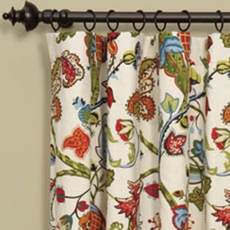 Niche By Eastern Accents Bayliss Curtain Panel