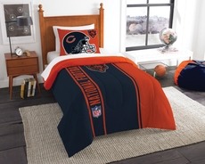 Chicago Bears NFL Comforter Set by Northwest Company