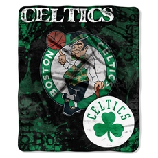 Boston Celtics Raschel Throw by Northwest Company