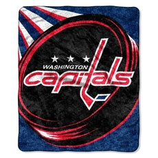 Washington Capitals Sherpa Throw by Northwest Company