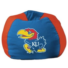 Kansas Jayhawks Bean Bag Chair by Northwest Company