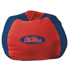 Mississippi Rebels (Ole Miss) Bean Bag Chair by Northwest Company