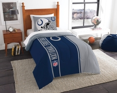 Indianapolis Colts NFL Comforter Set by Northwest Company