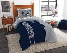 Dallas Cowboys NFL Twin Bed in a Bag by Northwest Company