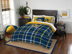 Georgia Tech Yellow Jackets Comforter Set by Northwest Company