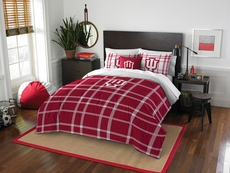 Indiana Hoosiers Comforter Set by Northwest Company