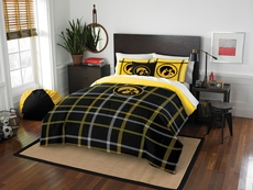 Iowa Hawkeyes Comforter Set by Northwest Company