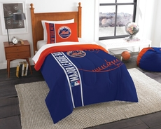 New York Mets MLB Comforter Set by Northwest Company