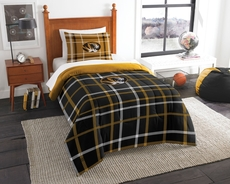 Missouri Tigers Comforter Set by Northwest Company