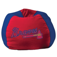 Atlanta Braves MLB Bean Bag Chair by Northwest Company