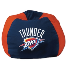 Oklahoma City Thunder NBA Bean Bag Chair by Northwest Company