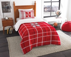 Nebraska Cornhuskers Comforter Set by Northwest Company