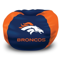 Denver Broncos NFL Bean Bag Chair by Northwest Company