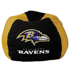 Baltimore Ravens NFL Bean Bag Chair by Northwest Company