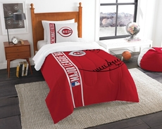 Cincinnati Reds MLB Comforter Set by Northwest Company