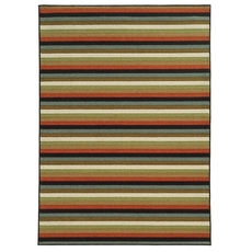 Oriental Weavers Arabella 41890 Geometric Multi Colored Area Rug