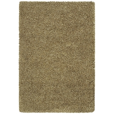 Oriental Weavers Loft 520Y Shag Brown and Ivory Area Rug
