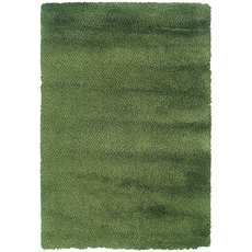 Oriental Weavers Loft Collection 520A Shag Green and Blue Area Rug
