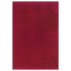 Oriental Weavers Loft Collection 520R Shag Red Area Rug