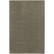 Oriental Weavers Richmond 526H3 Solid Grey and Brown Area Rug