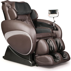 Osaki OS-4000 Executive Zero Gravity Massage Chair in Brown