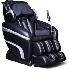 Osaki OS-7200H Executive Zero Gravity S-Track Heating Massage Chair in Black
