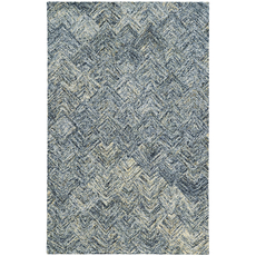 Pantone Universe Colorscape 42111 Geometric Charcoal and Beige Area Rug by Oriental Weavers