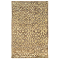 Tommy Bahama Ansley 50907 Geometric Taupe and Beige Area Rug by Oriental Weavers