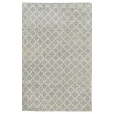 Tommy Bahama Maddox 56501 Geometric Blue and Beige Area Rug by Oriental Weavers