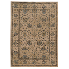 Tommy Bahama Vintage 534W Oriental Beige and Blue Area Rug by Oriental Weavers