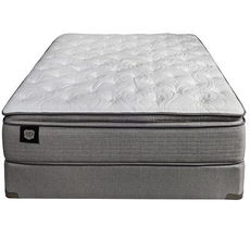 Cal King Paramount Sleep HD Classic Alpha Pillow Top 15 Inch Mattress