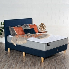 Full Paramount Sleep HD Classic Patriarch Firm 11 Inch Mattress