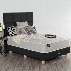 King Paramount Sleep HD Signature Caliber Luxury Firm 12 Inch Mattress