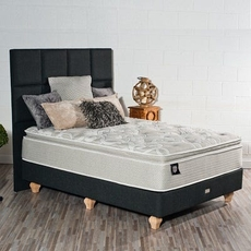King Paramount Sleep HD Signature Virtue Pillow Top 15 Inch Mattress