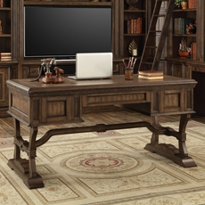 Parker House Aria Writing Desk with USB Power Center