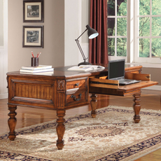 Parker House Grand Manor Granada Writing Desk