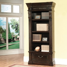 Parker House Grand Manor Palazzo Museum Bookcase