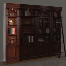 Parker House Wellington 22 Inch Bookcase