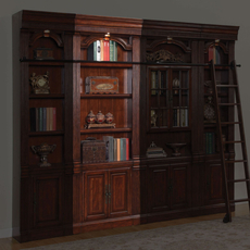 Parker House Wellington 32 Inch Bookcase