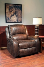 Parker Living Comfort August Lay Flat Power Recliner in Bonanza
