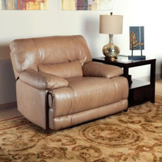 Parker Living Comfort Pegasus Power Recliner in Sand