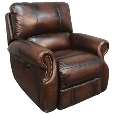 Parker Living Prestige Hawthorne Power Recliner in Brown Wipe