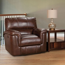 Parker Living Prestige Hitchcock Power Recliner in Cigar