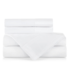 Peacock Alley Semplice King Flat Sheet